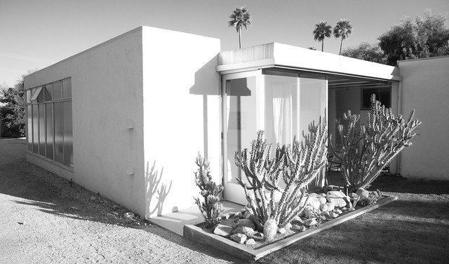 richard neutra 'miller house', palm springs