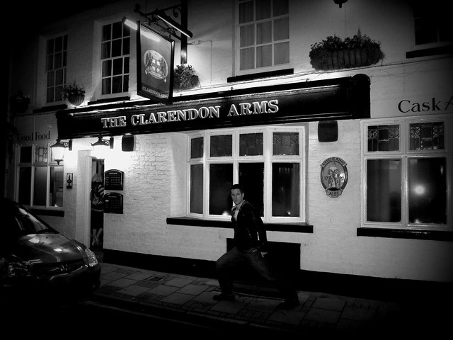 Clarendon Arms pub in Cambridge