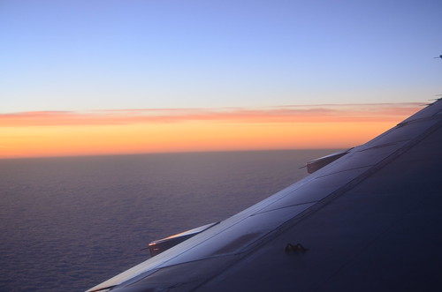 Volando con la tarde by FotoTanke