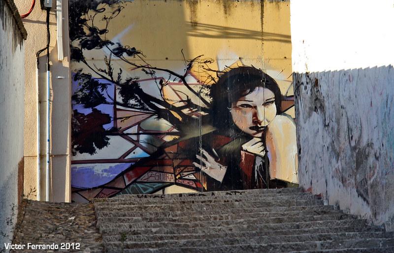 Arte urbano en Granada