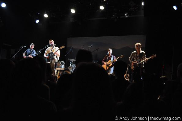 Lord Huron @ The Music Hall of Williamsburg, NY 2/24/13