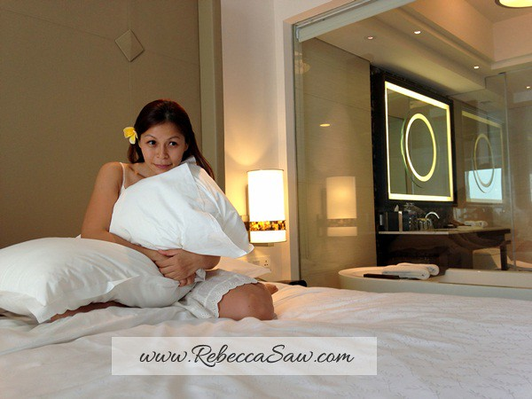 sheraton Kuta Bali - deluxe room review