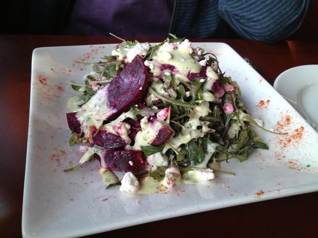 Roquette salade - Le P'tit Laurent