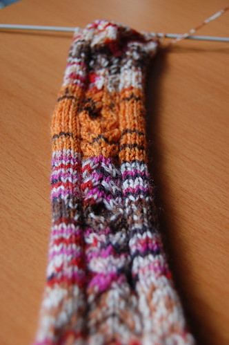 Sock Strap Clue #1