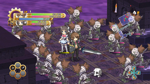 The Guided Fate Paradox on PS3