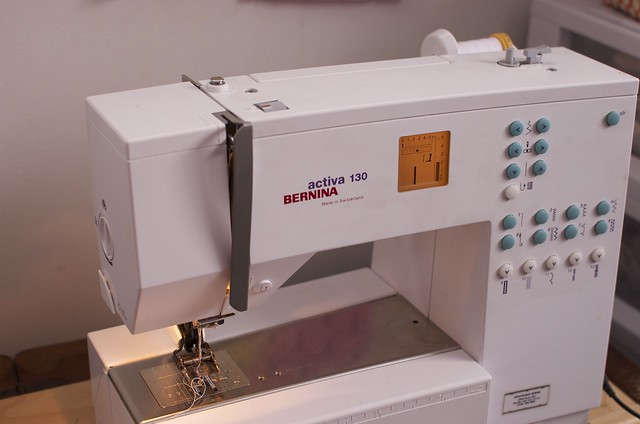 Making Rebecca Lynne Sewing Machine Adultery My Bernina Activa 40 Beauteous Bernina Activa 130 Sewing Machine