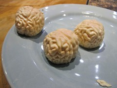 Guerilla Science Jelly Brain Dissection