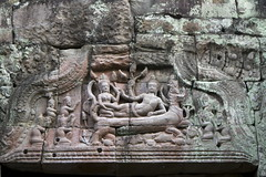 carved lintel