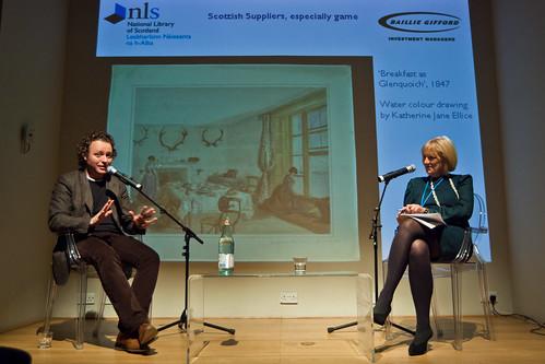 Inspirations at NLS: Tom Kitchin