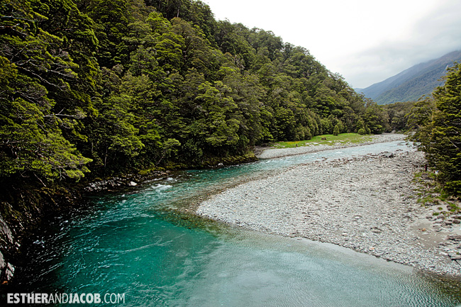 Blue Pools New Zealand | Day 7 New Zealand Sweet as South Contiki Tour | A Guide to South Island