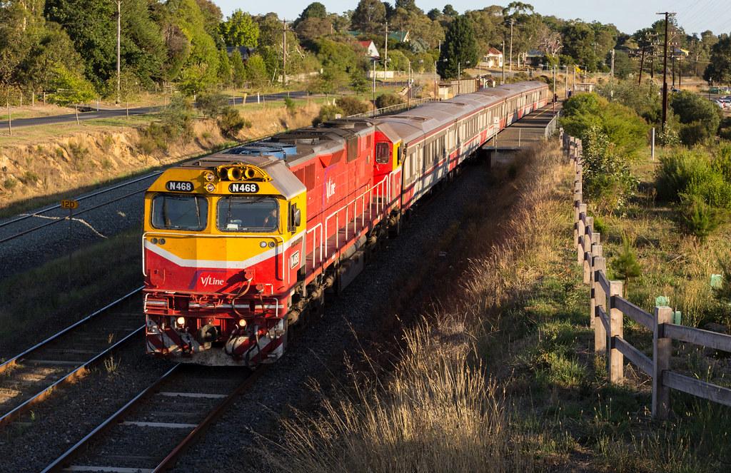 N468 at Wandong by michaelgreenhill