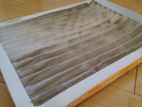 Furnace Air Filters by mikey and wendy