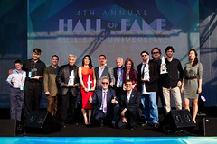 The 2012 Hall of Fame Inductees and Their Presenters