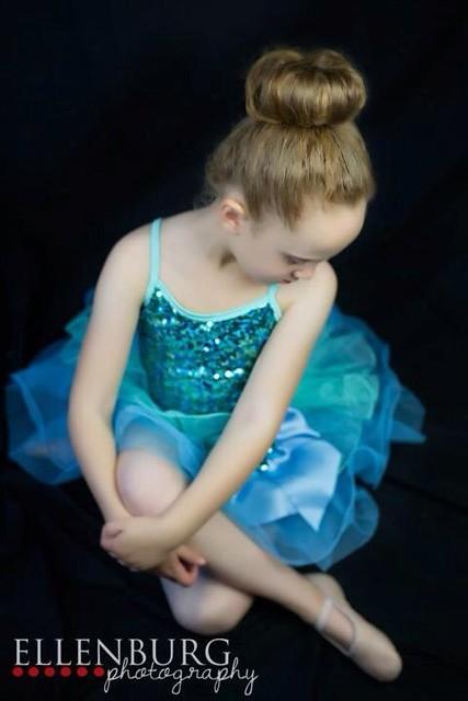 11/52 Blue Ballerina