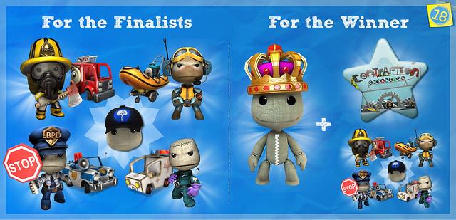 LittleBigPlanet Update 3-11-13