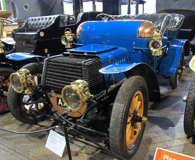 Beaulieu national motor museum 18 09 2012 1903 daimler for National motors used cars