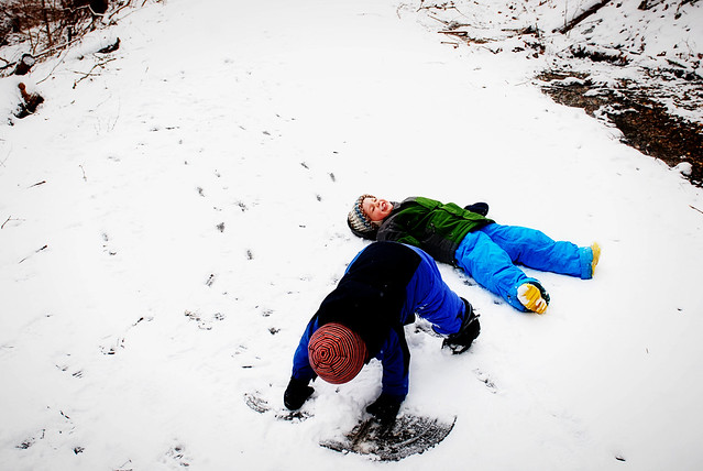 Appalachian winter vacation