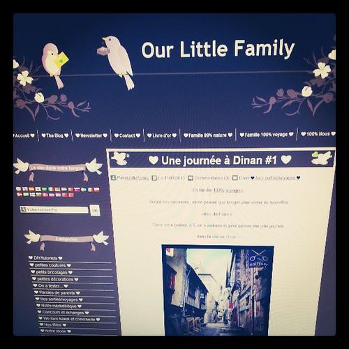 Le blog reprend du service et on vous parle de notre visite à #dinan #bretagne