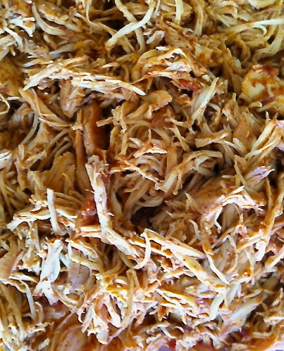 Crockpot Chile Chicken