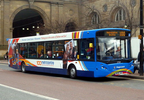 Stagecoach North East: 27509 / NK05 JXH