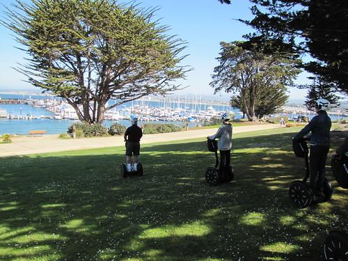 Segway Tour Monterey