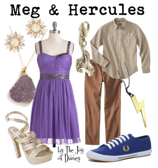 Megara & Hercules