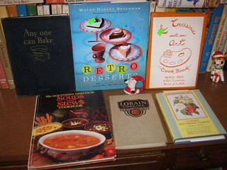 Cookbooks - Old & New