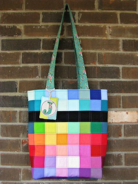 Jacqui's Tote of Many Colors