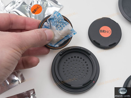 BRNO Dri Cap dehumidifier cap review