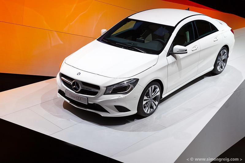 2013 Mercedes-Benz CLA