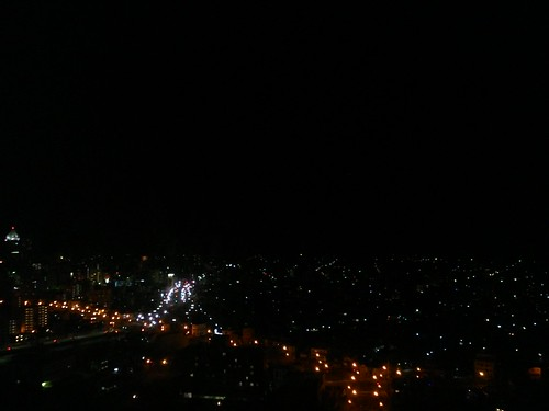 夜景が綺麗です(*´ω`*)
