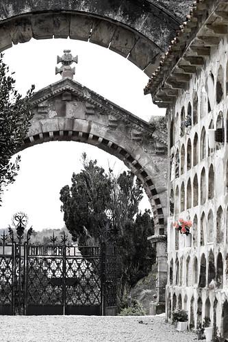 Cementerio Gótico (Comillas)