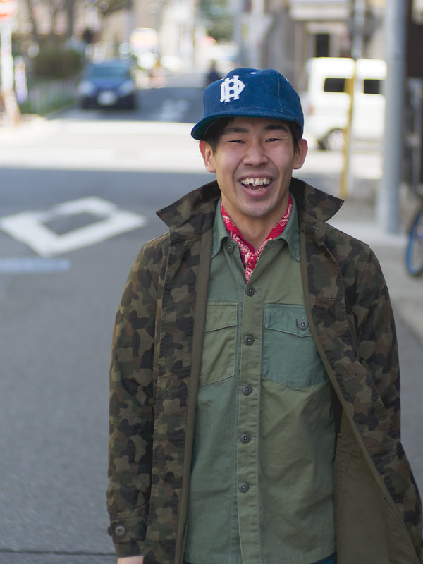 Cooperstown / HD Denim Cap [Hunky Dory Exclusive] Snap Vol.9