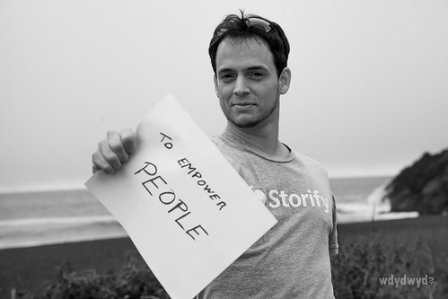 Xavier Damman | co-founder @Storify