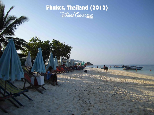 Phi Phi Island - Khai Island 01
