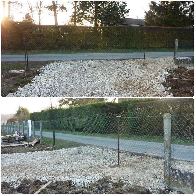 Notre projet de construction de maison individuelle les - Acces chantier maison individuelle ...