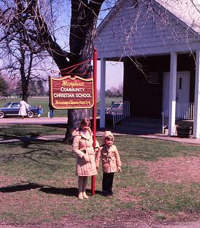 Indiana   -   Terre Haute   -   Jeb's Pre-School   -   March 1982