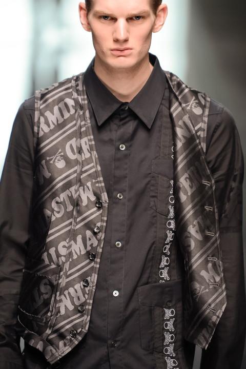 FW13 Tokyo mastermind JAPAN090_Matt King(apparel-web.com)