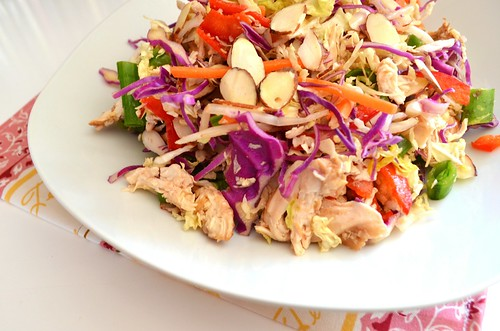 Crunchy Salad of Crunchiness
