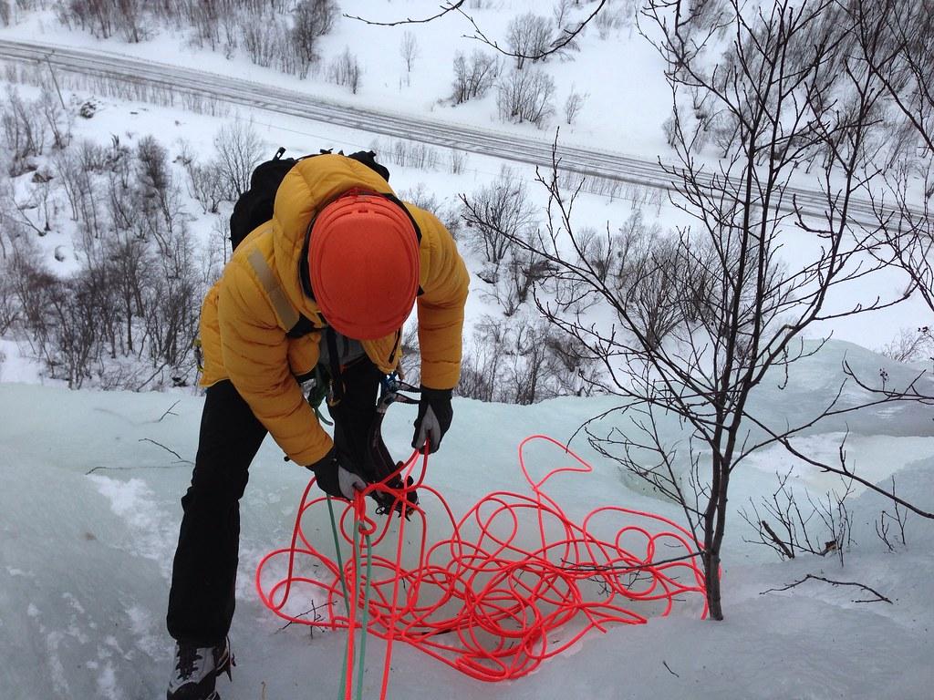 Sorting ropes