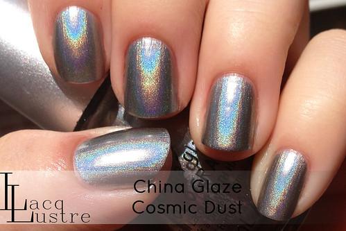 China Glaze cosmic dust