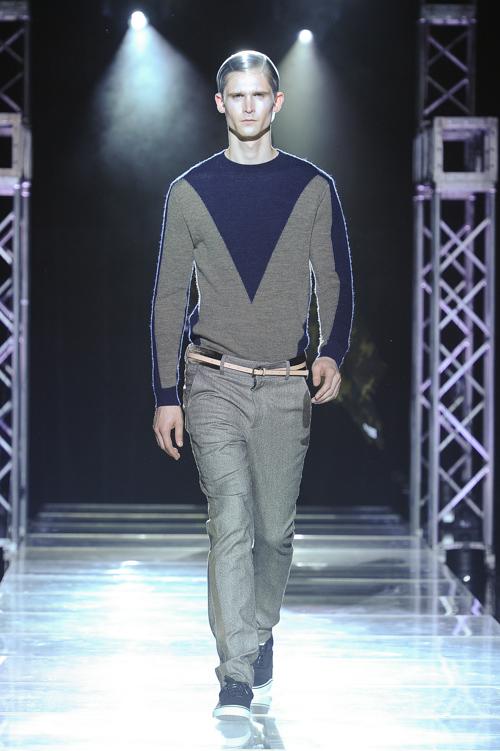 FW13 Tokyo yoshio kubo018_Lowell Tautchin(Fashion Press)