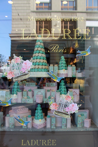 Ladurée Window