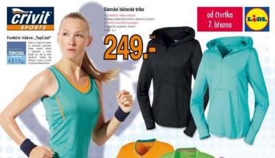 LIDL pro běžce - absolutně vyprodáno!