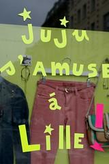 juju s'amuse á lille