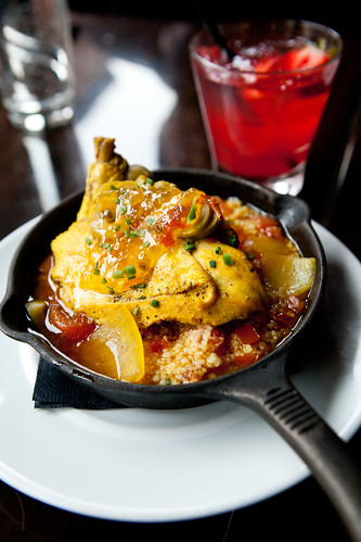 """Morrocan"" chicken"