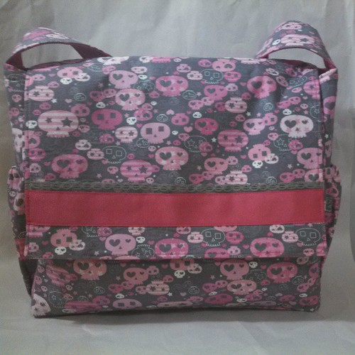 Custom Diaper bag!