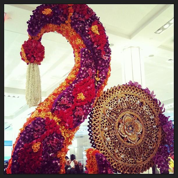 Festival de flores de Macys