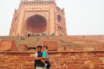 Fatehpur Sikri - Buland Darewaza
