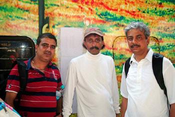 Subherjit, Biswajit & Apurba